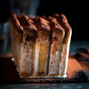 Tiramisu ice cream cake anyone?  Recipe amp styling ameroozlehellip