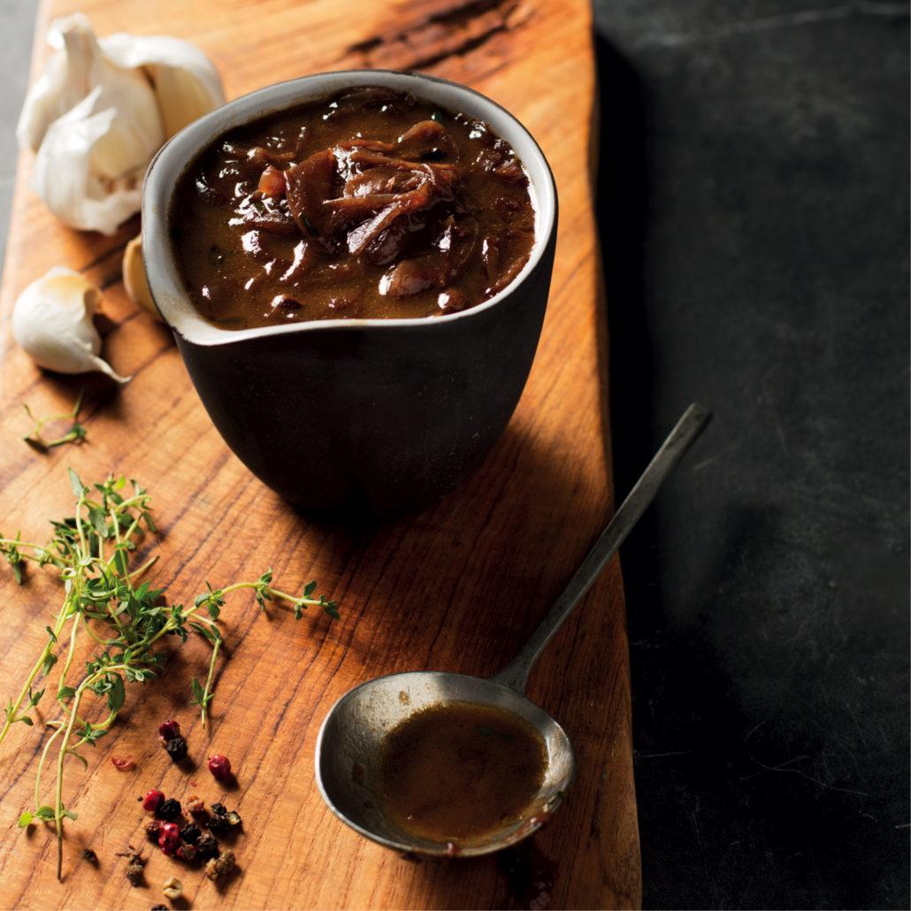 Classic onion gravy on mykitchen.co.za