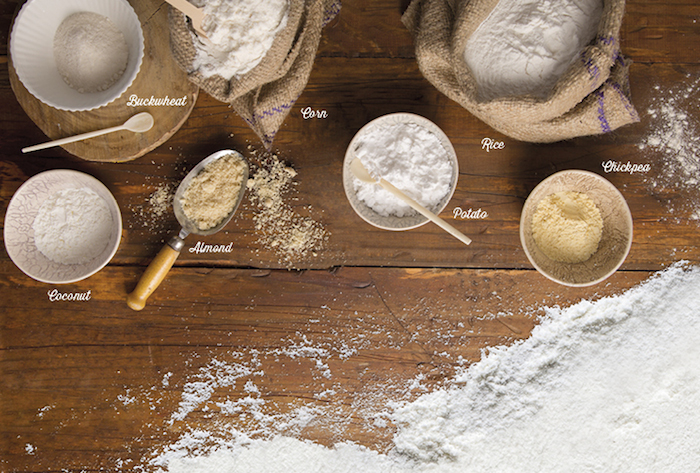 White flour alternatives: the 7 types to know