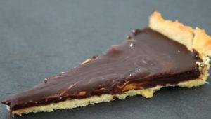 Chocolate Peanut tart