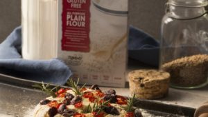 Gluten-free baking with Orgran