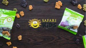 Four ways with Safari Just Fruity Animals