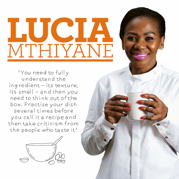 Q&A with Lucia Mthiyane