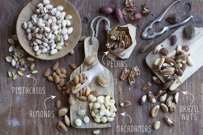 Know your pantry: Feeling nutty