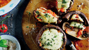 Stuffed mushrooms on mykitchen.co.za