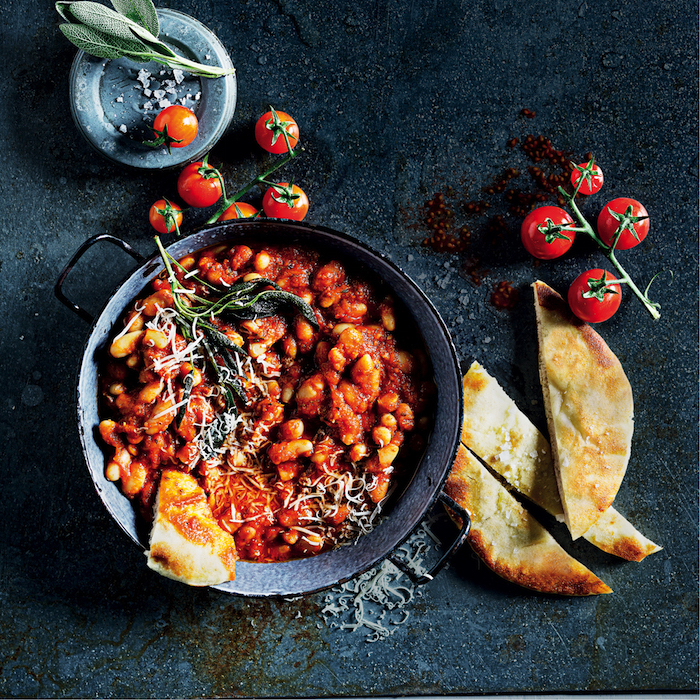 Tomato and baked bean bredie on mykitchen.co.za