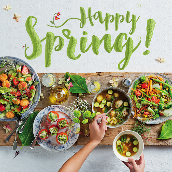 How to throw a spring harvest festival on mykitchen.co.za