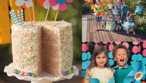 Rice Krispies cake on mykitchen.co.za