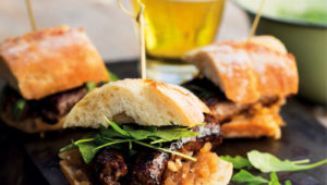 Sherry boerewors sliders on mykitchen.co.za