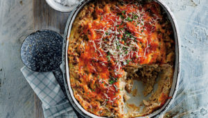 Tuna and biscuit bake on mykitchen.co.za