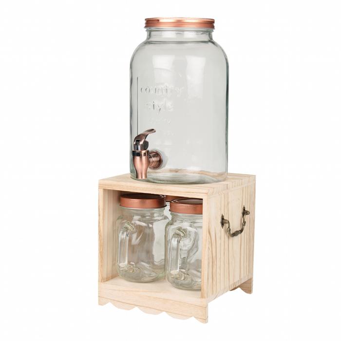 Cocktail dispenser