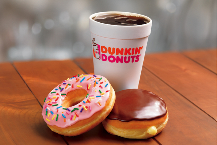 Dunkin' Donuts on mykitchen.co.za