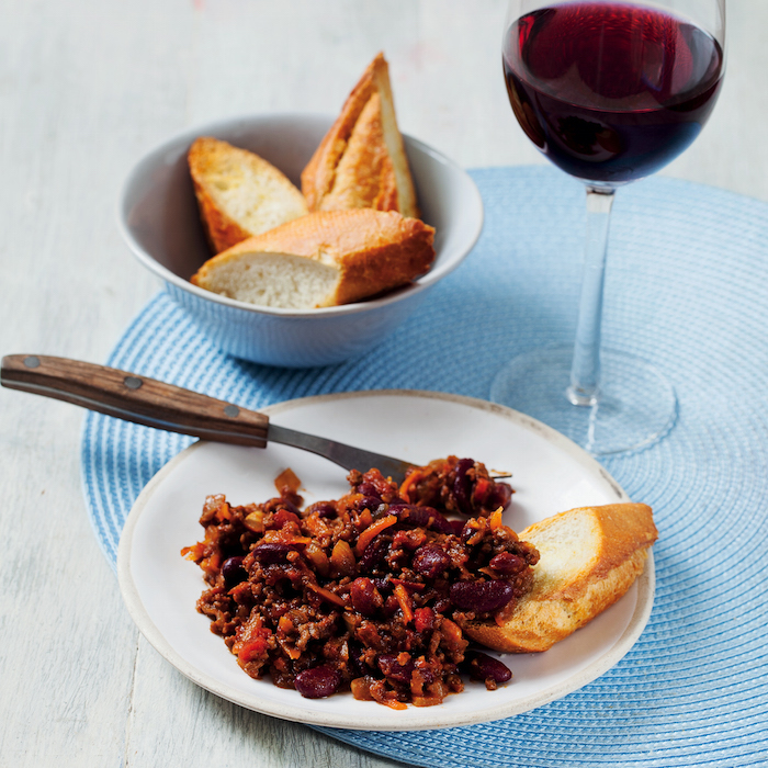 Kidney bean chilli on mykitchen.co.za