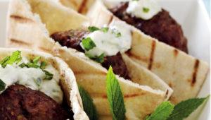 Lamb burgers on mykitchen.co.za