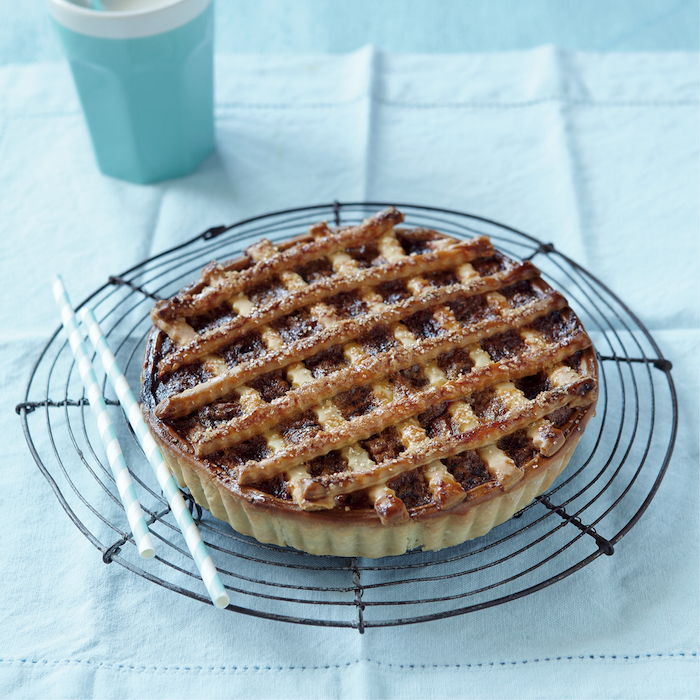 Lattice pecan pie on mykitchen.co.za