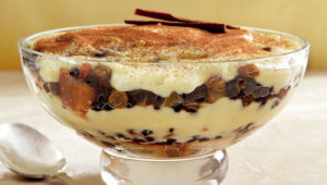 Milk tart trifle on mykitchen.co.za