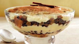 Milk tart trifle on mykitchen.co.za
