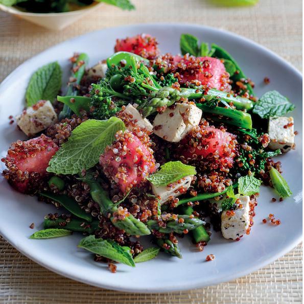 Quinoa salad on mykitchen.co.za