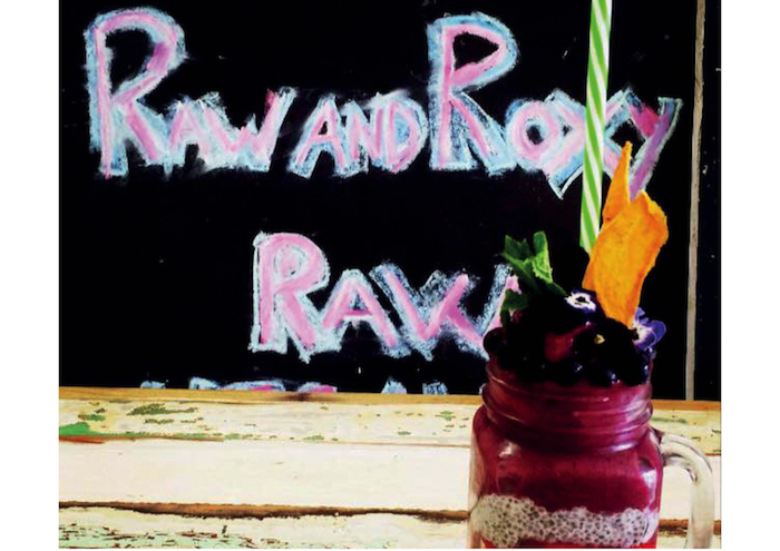 Raw and Roxy