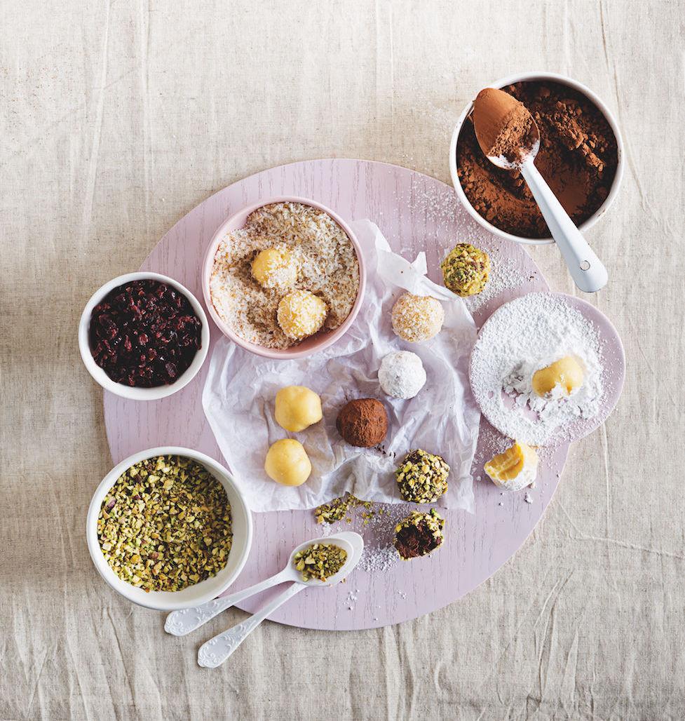 chocolate truffles on mykitchen.co.za