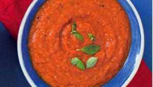 Gluten free gazpacho