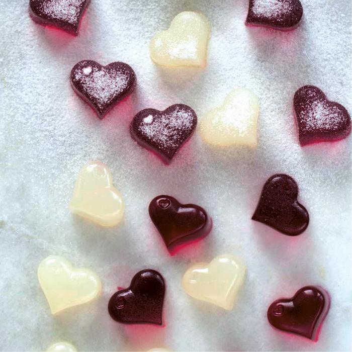 Gummy sweets