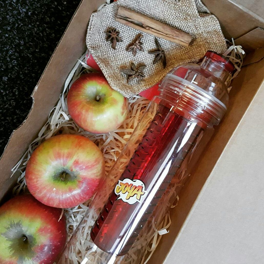 An apple a day will keep the doctor away!