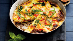Pepper frittata