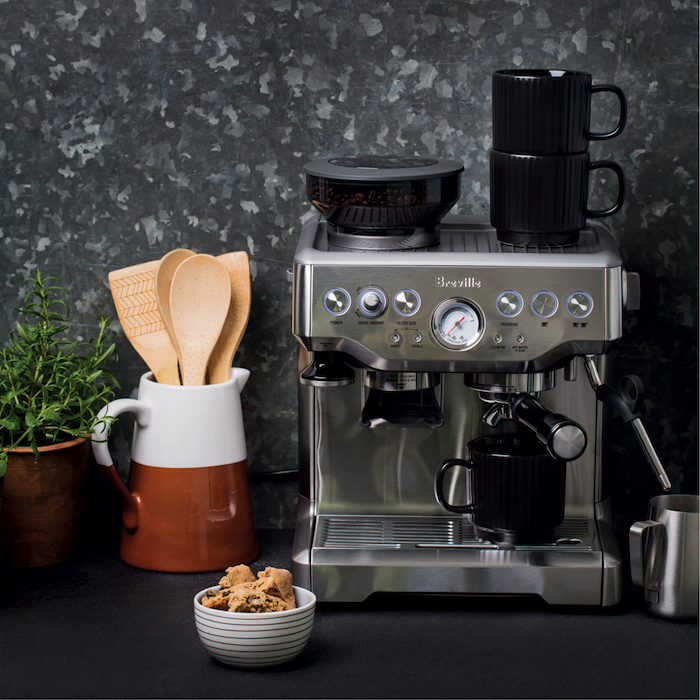 Perk up! The one (and we mean the perfect coffee machine) is out there