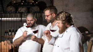 The marriage of food and wine at Haute Cabrière
