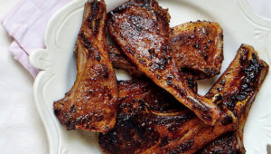 No time to wait rub for chops