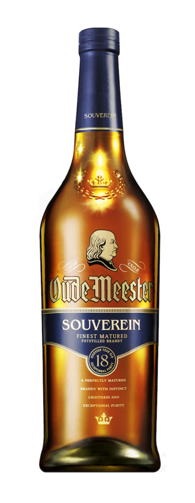 Oude Meester Souverein 18 year old