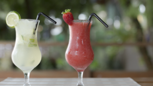 Using local ingredients in cocktails