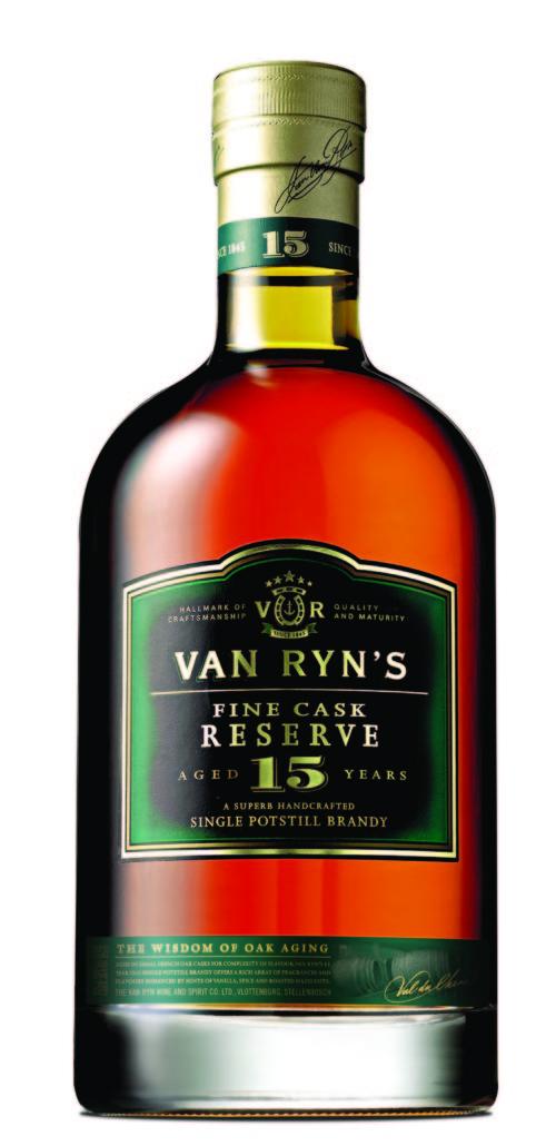 Van Ryn's 15 year old