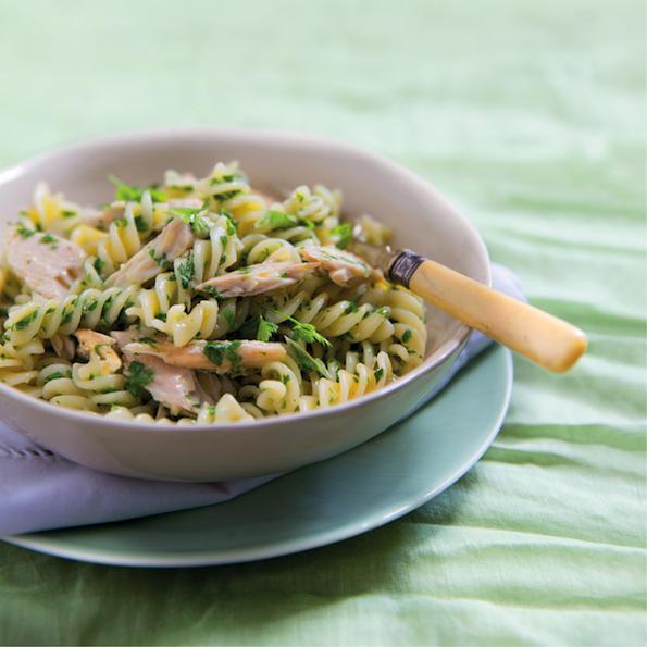 Angelfish pasta