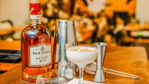 Brandy Alexander cocktail with Van Ryn's 10 Year Old (5)