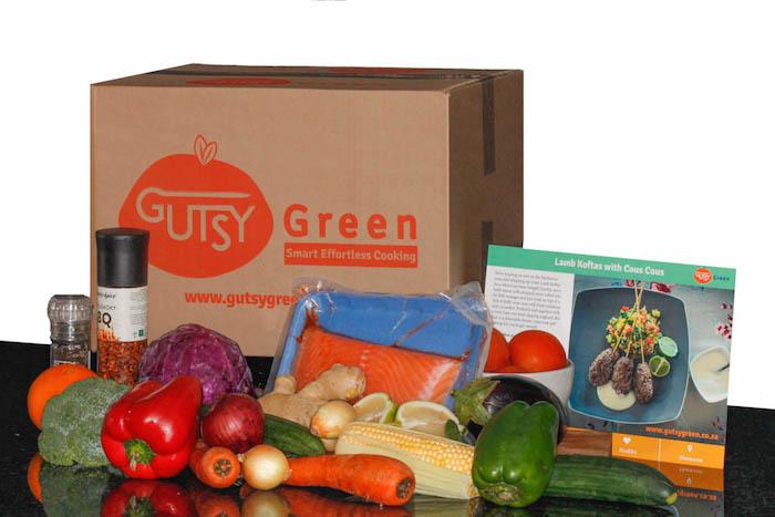Gutsy Green