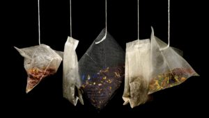 The secret power of the used teabag