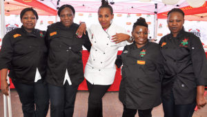 Stokvel cooking challenge