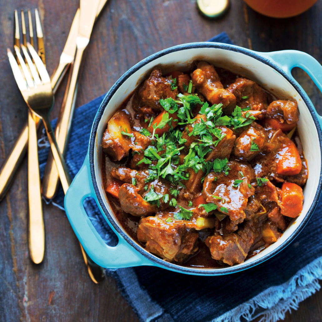 Beef and ale stew