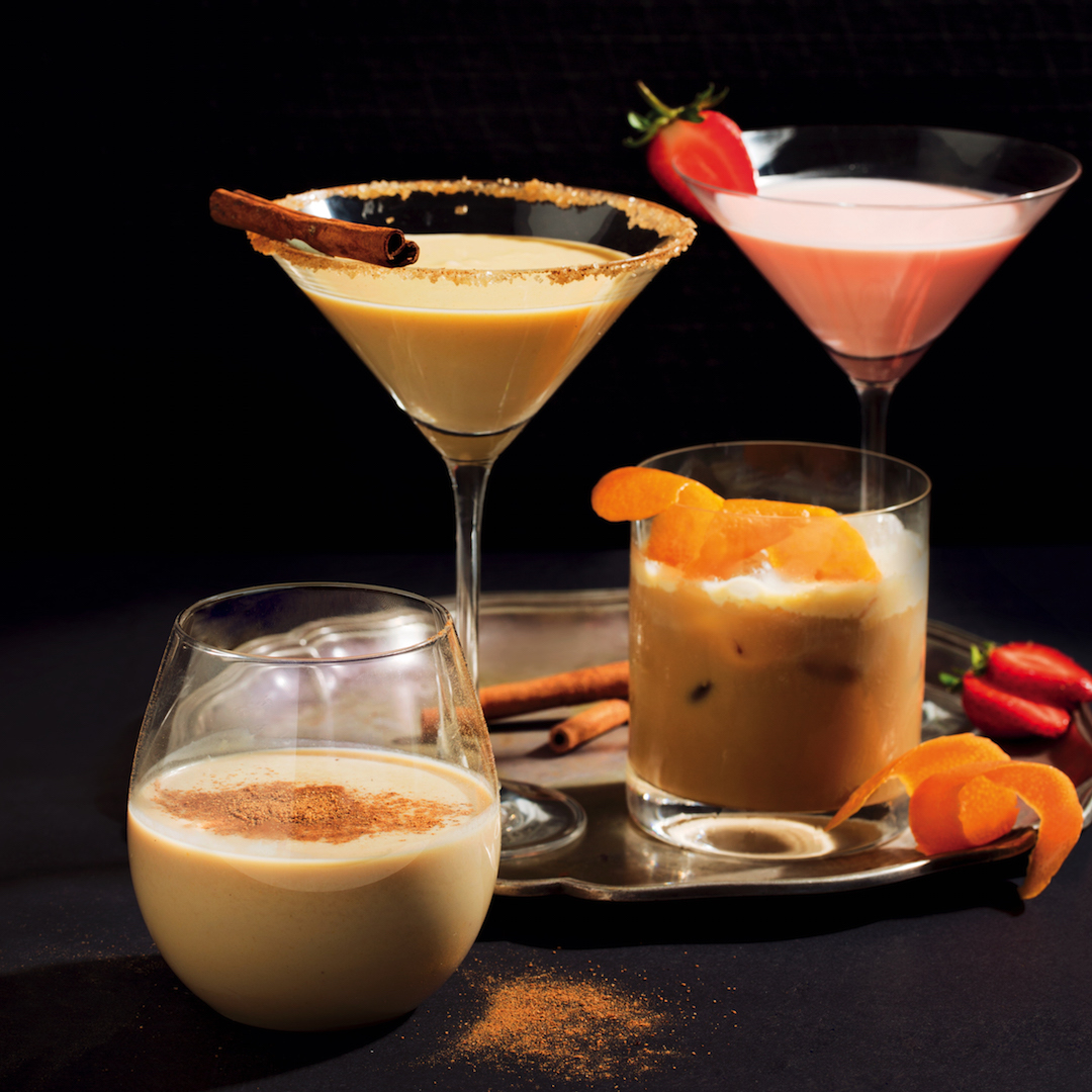 4 Dessert Cocktails To Indulge In This Season