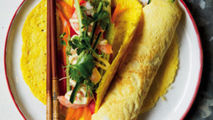 Asian egg wraps