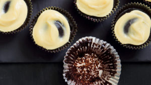Chocolate and Guinness cupcakes