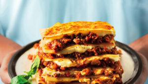 The ultimate beef lasagne