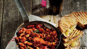 Bacony beans