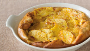 Ginger and pineapple bake
