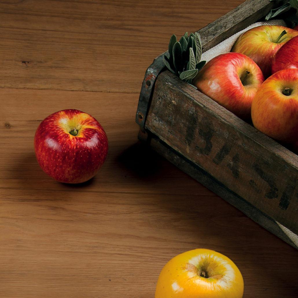 The big apples