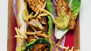 Masala chicken gatsby