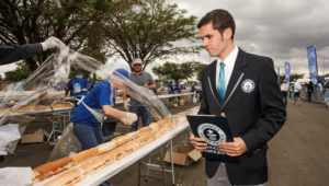 Clover's Cream O'Naise attempts GUINNESS WORLD RECORD title this weekend