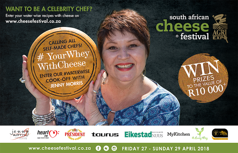 Do you have what it takes to win big at this year's SA Cheese Festival?